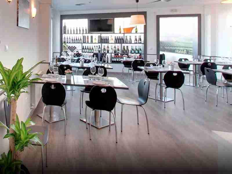 Salón de la Terrazita Navalmoral Restaurante Brasas